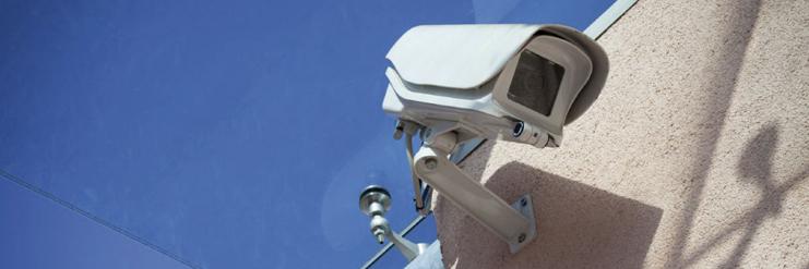 kültéri kamerarendszerek